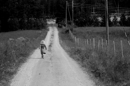 Leaving the Farm