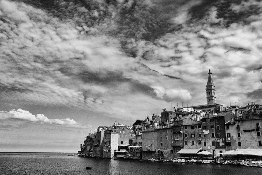 Clouds Over Rovinj