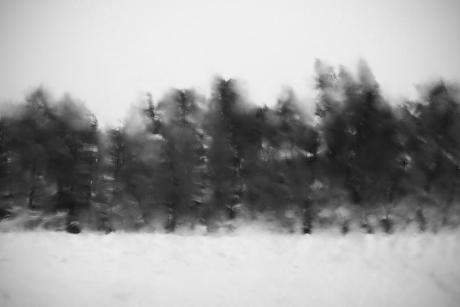 Wintertime Sketch