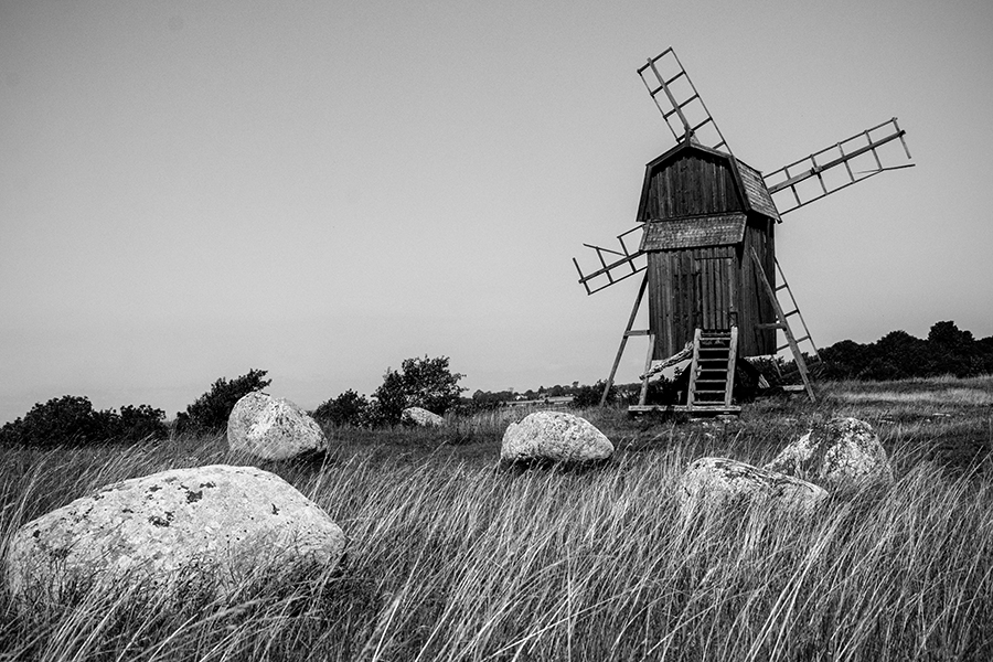 Post Mill Öland